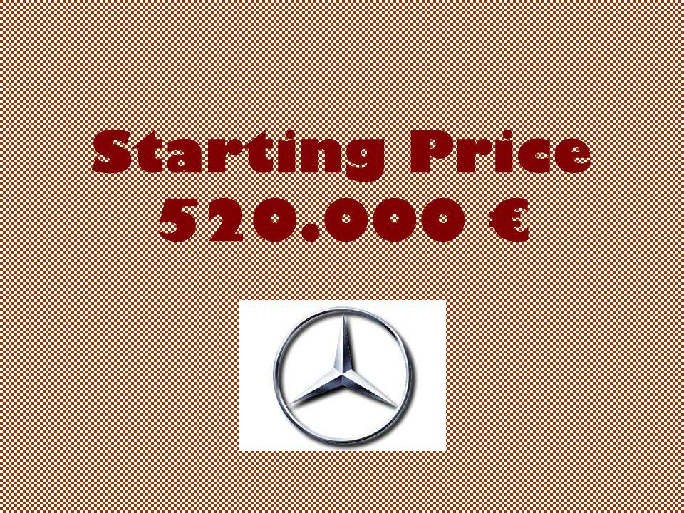 Starting Price 520.000