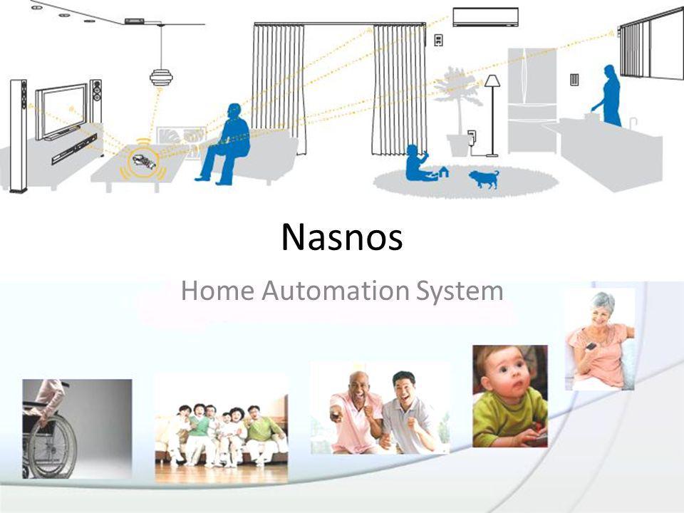 Nasnos Home Automation System