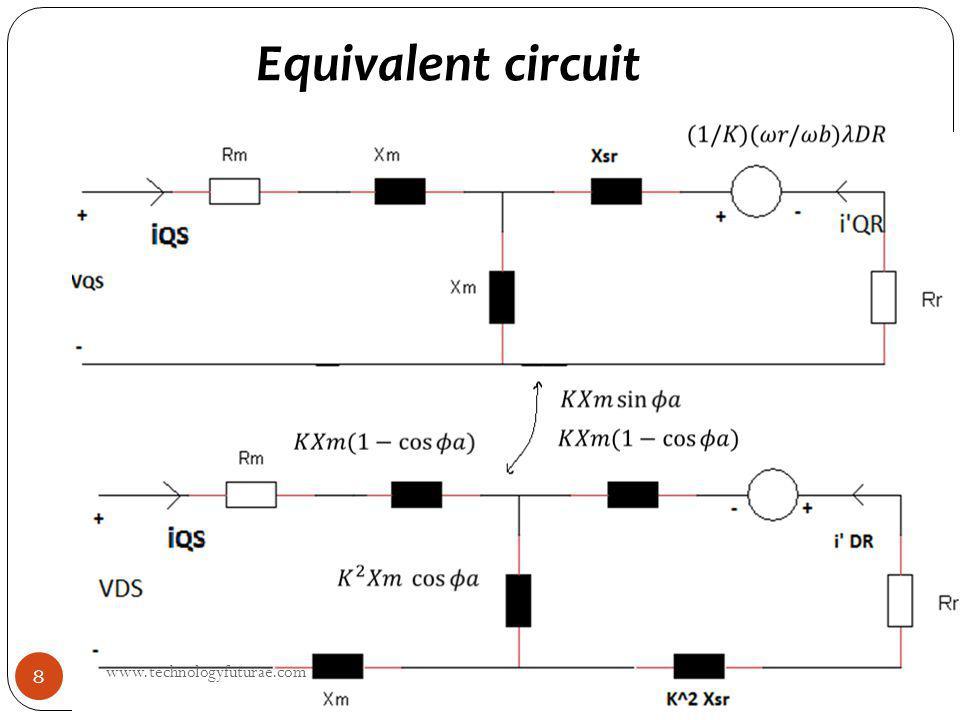 8 Equivalent circuit 88 www.technologyfuturae.com