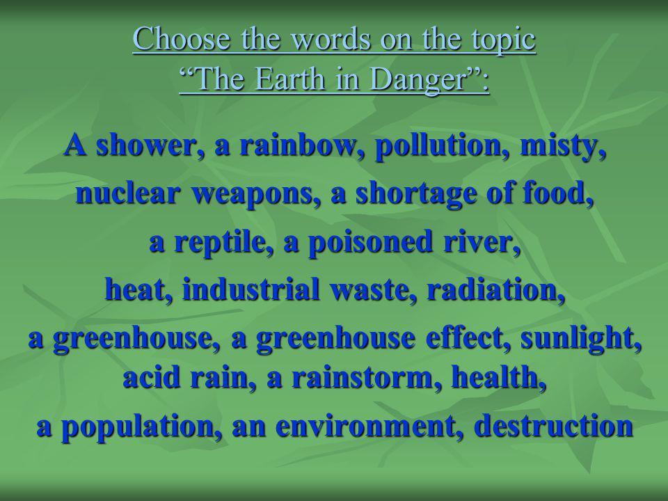 Home task Translate the following sentences: Translate the following sentences: Людям слід об єднати зусилля у вирішенні екологічних проблем.