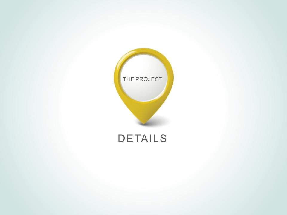 THE PROJECT DETAILS