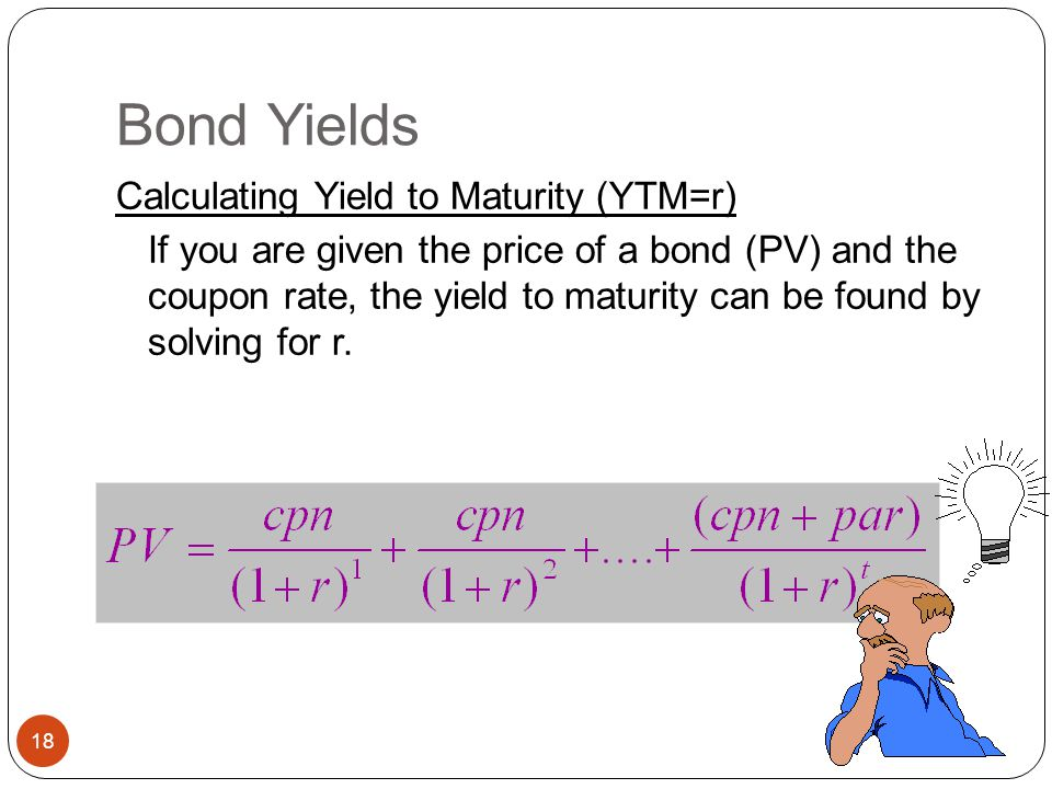 Yield Definitions 17