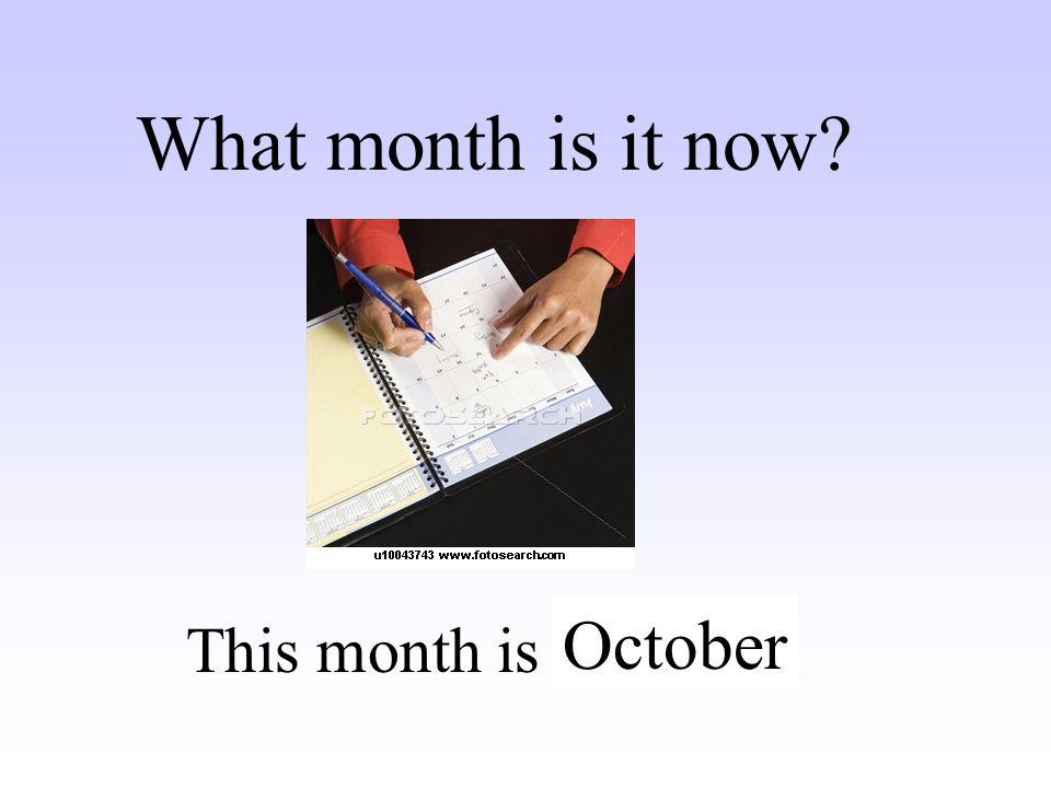 Some months have 30 days Some months have 31 days February has 28 (or 29) days AprilJuneSeptemberNovember JanuaryJulyMay OctoberDecemberAugust March