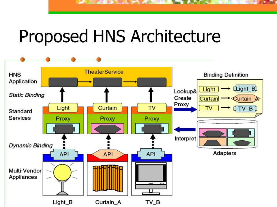 Proposed HNS Architecture
