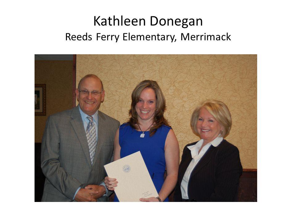 Kathleen Donegan Reeds Ferry Elementary, Merrimack