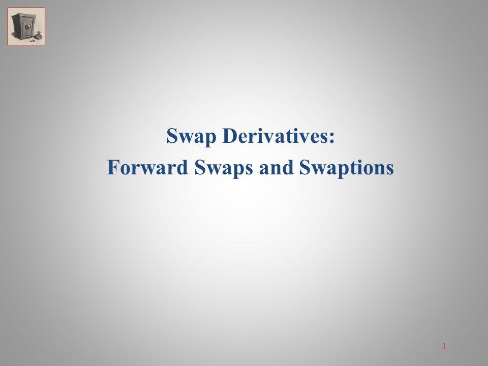 42 Swaptions: Floor