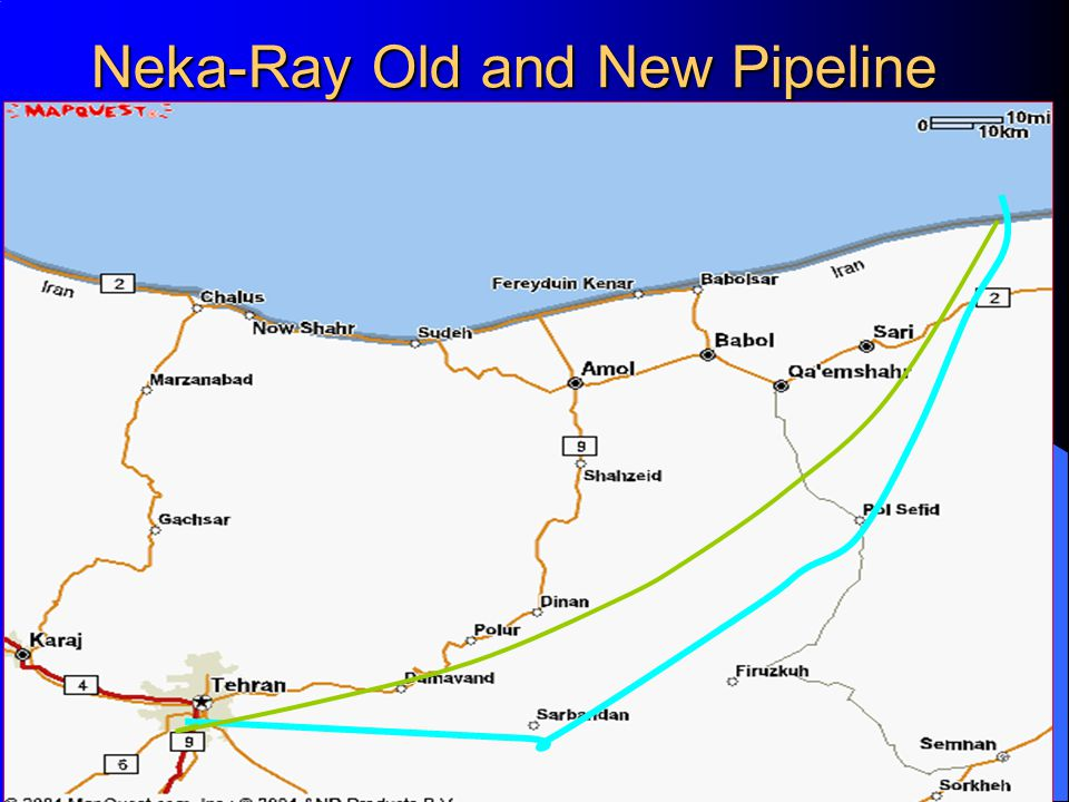31 Neka-Ray Old and New Pipeline