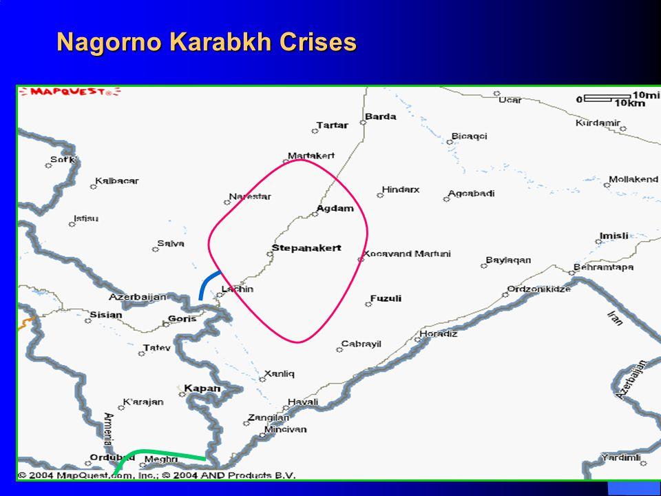 36 Nagorno Karabkh Crises