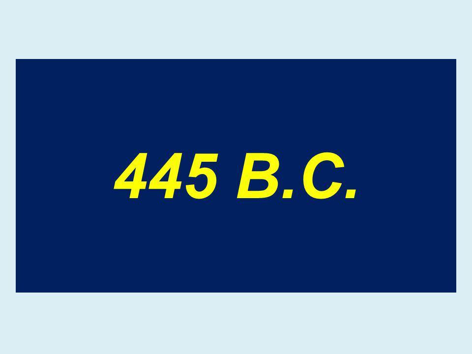 445 B.C.