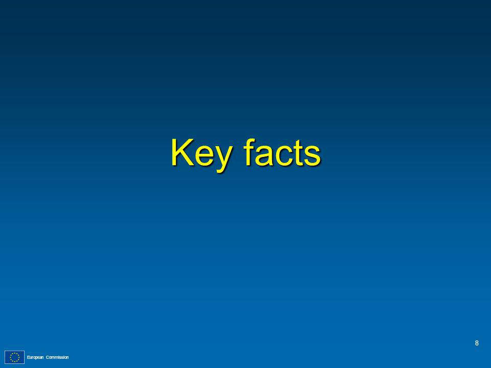 European Commission Key facts 8