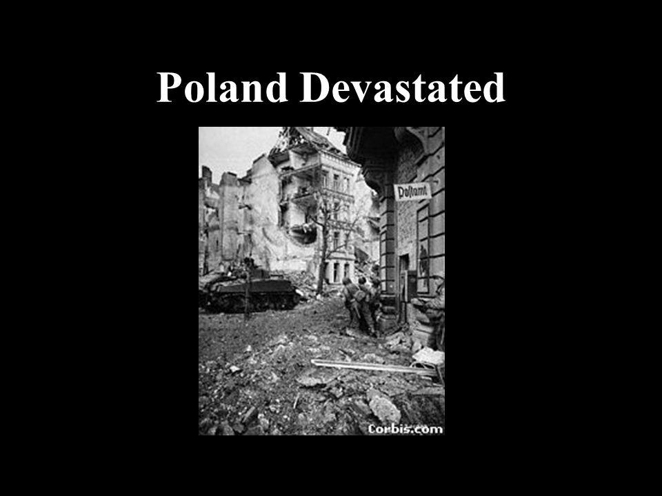 Poland Devastated