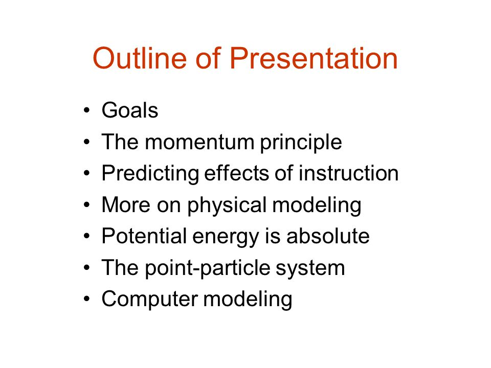 The Momentum Principle: Atomic Nature of Matter Ball-and-spring model of solid Apply momentum principle to model propagation of sound in a solid; determine speed of sound Macro-micro connection to Youngs modulus (leads later to quantum stat mech of Einstein solid)