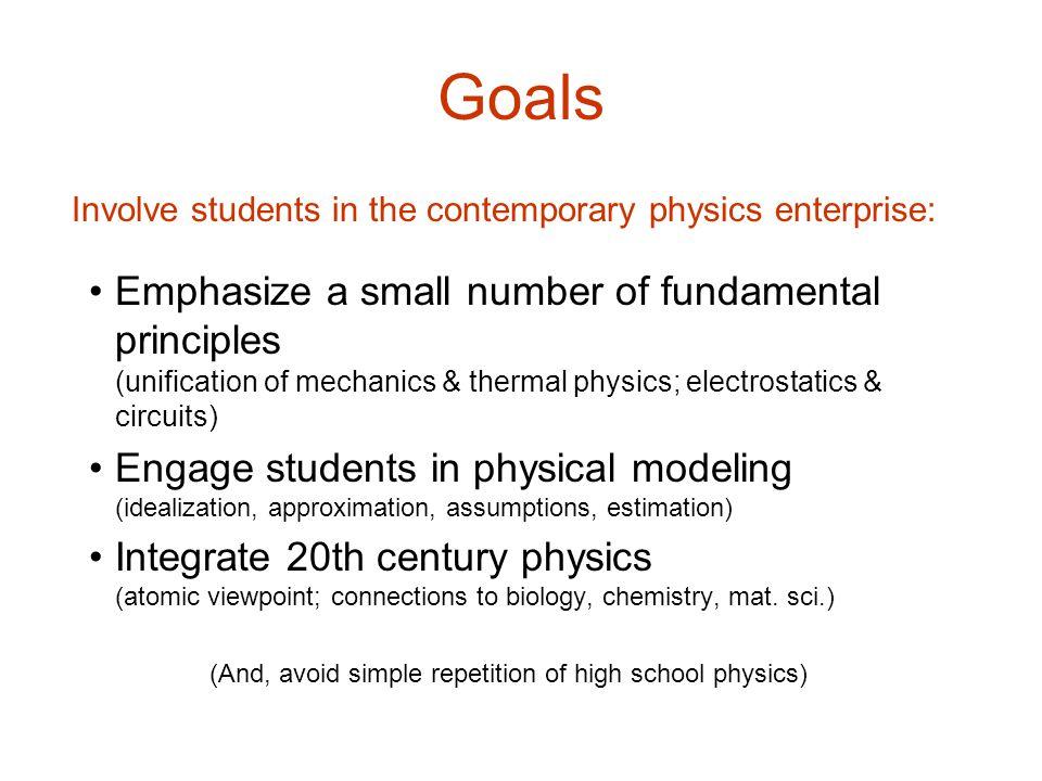 Matter & Interactions I: Modern Mechanics mechanics; integrated thermal physics Matter & Interactions II: Electric & Magnetic Interactions modern E&M; physical optics Supporting materials: John Wiley & Sons, 2002 http://www4.ncsu.edu/~rwchabay/mi