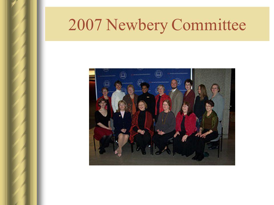 2007 Newbery Committee