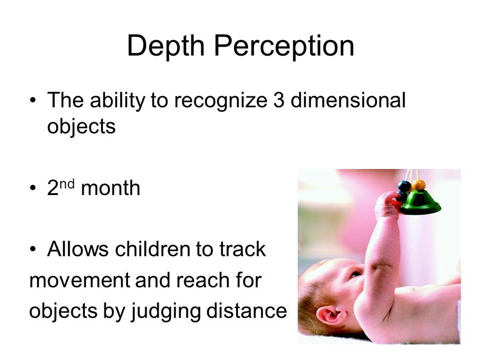 Hearing Develops before birth.