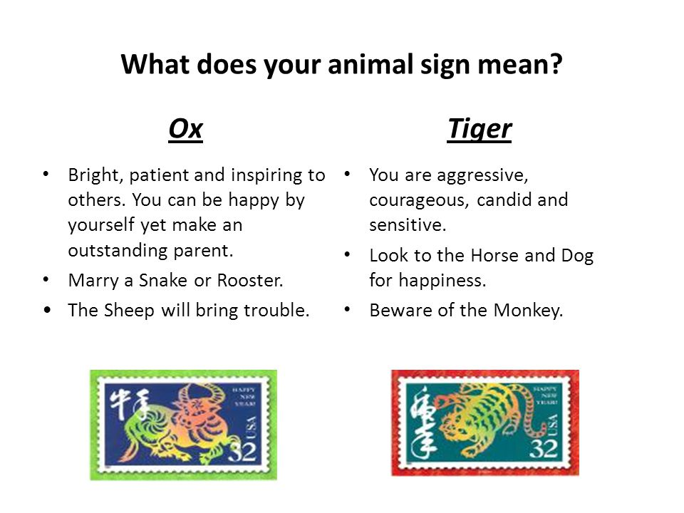 What does your animal sign mean.Rabbit Luckiest of all signs, talented and articulate.
