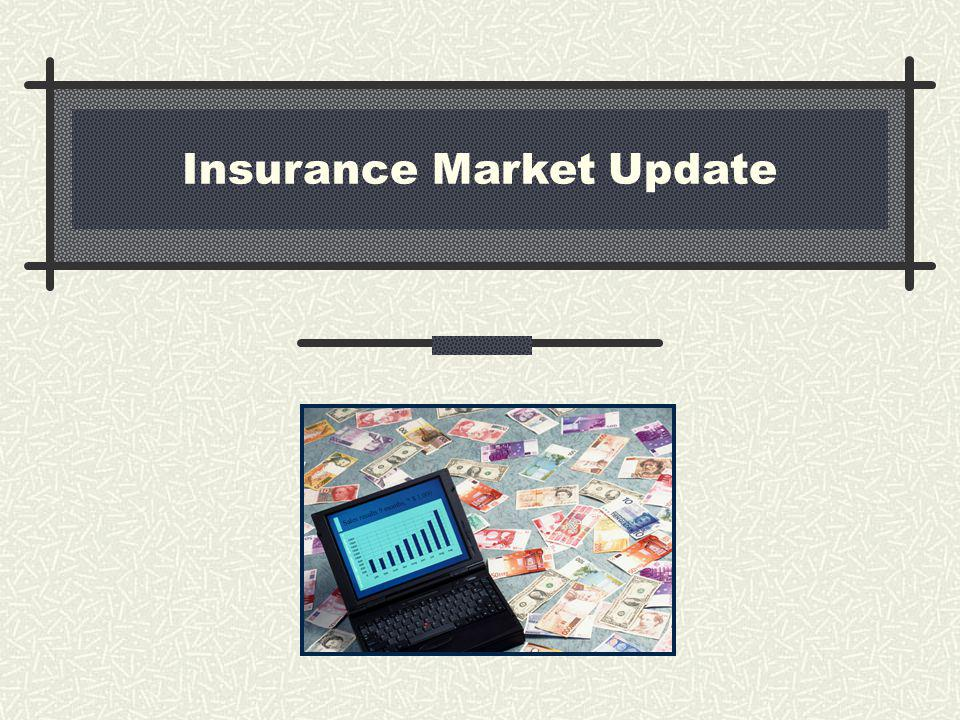 Insurance Market Update