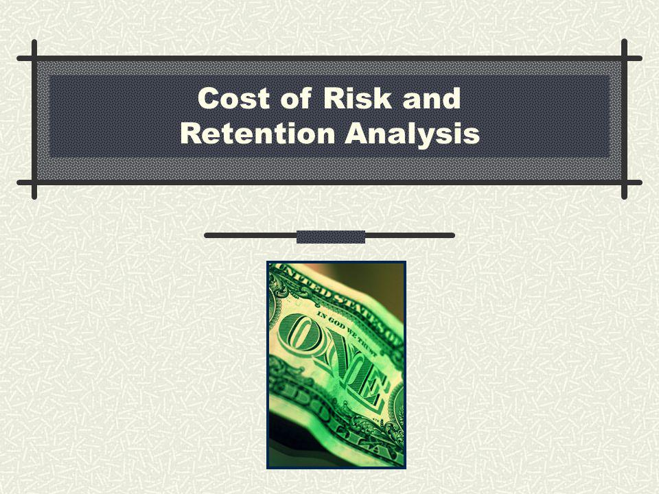 Cost of Risk and Retention Analysis