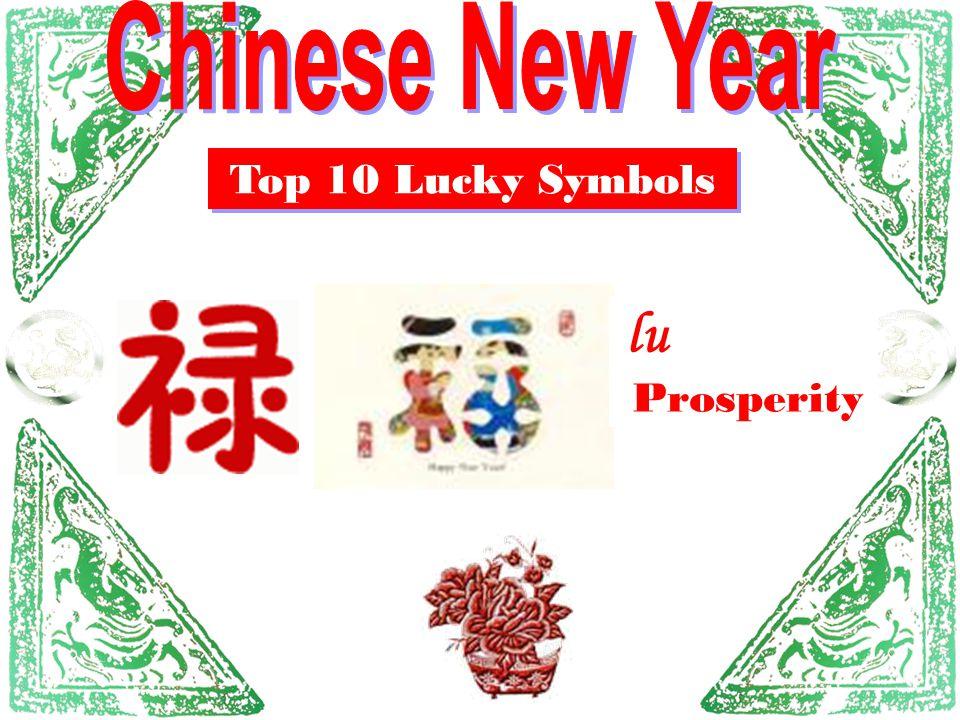 Top 10 Lucky Symbols lu Prosperity