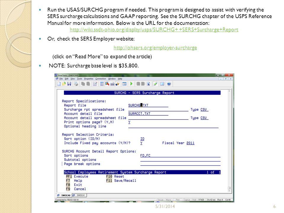 Run the QRTRPT program selecting Option N – No Totals Zeroed (Demand Report) 275/31/2014