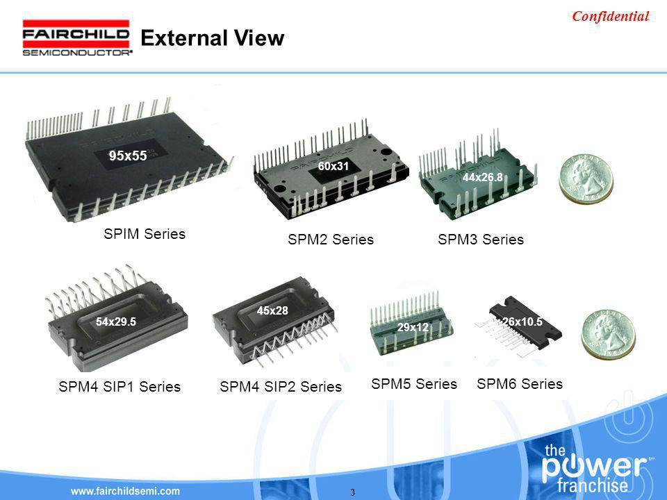 Confidential 3 SPM5 Series External View SPM3 Series 44x26.8 29x12 54x29.5 45x28 60x31 SPIM Series SPM2 Series SPM4 SIP2 SeriesSPM4 SIP1 Series SPM6 S