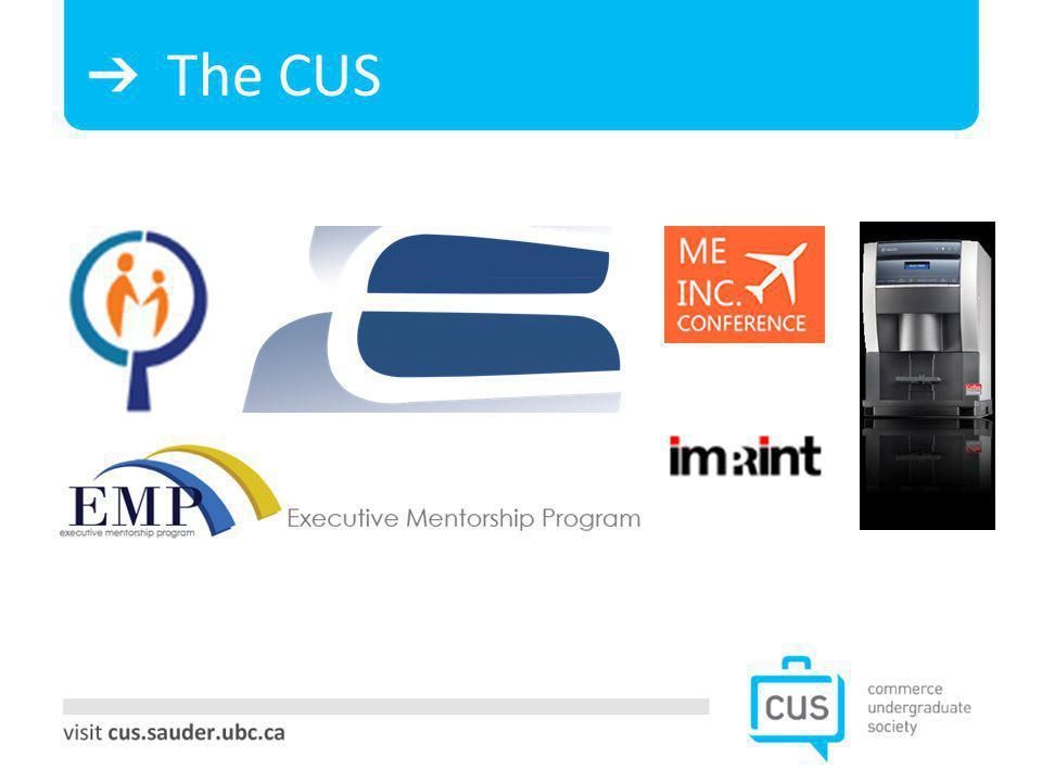 The CUS