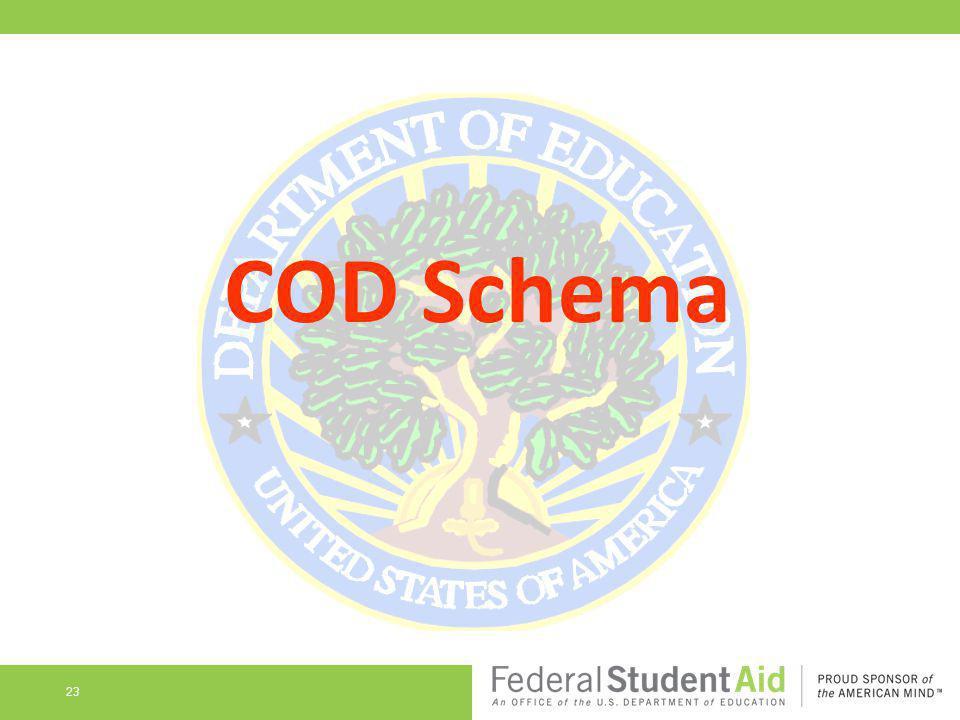 COD Schema 23