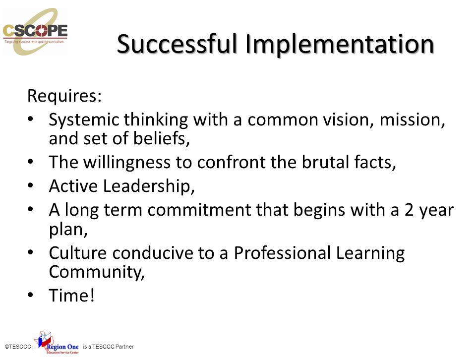 ©TESCCC, is a TESCCC Partner Grade/Course TEKS Statement- An overview of the grade level or course TEKS.