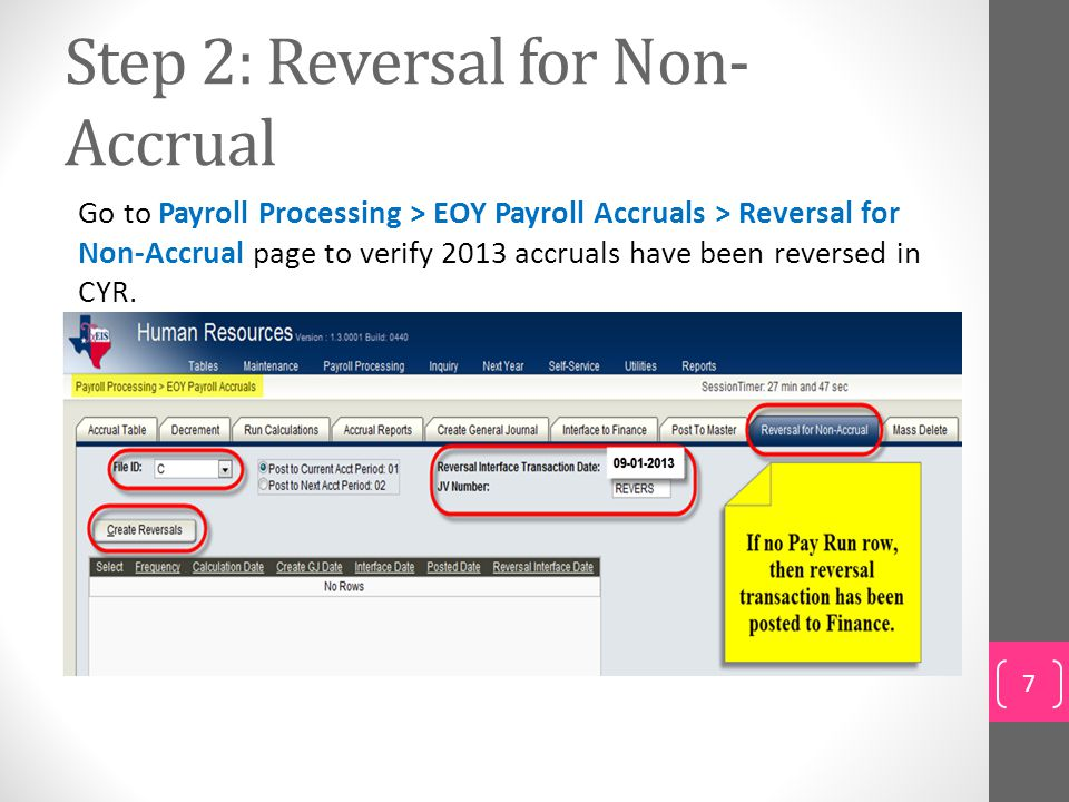 Step 34: Move 11 Month Employees from Next Year Payroll After July payroll, you can move 11 month employees from Next Year Payroll to Current Year to prepare for the August payroll (Use Extract IDs.) Funding year should remain a 4 until September 1 Change fund year in Current Year Payroll Utilities > Mass Update > Employee tab 68
