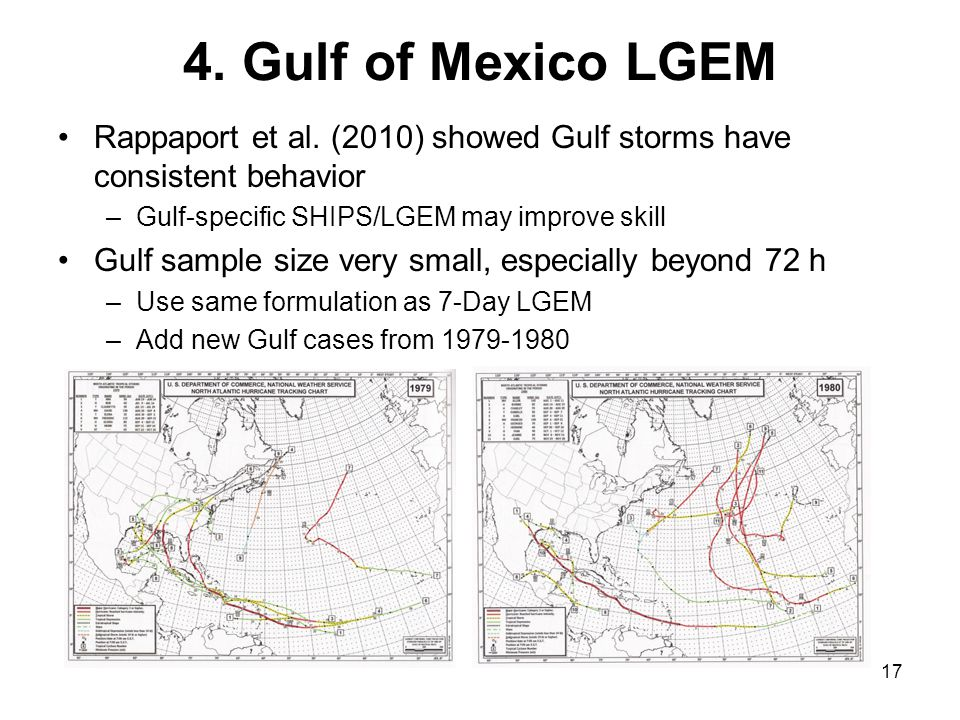 4. Gulf of Mexico LGEM Rappaport et al.