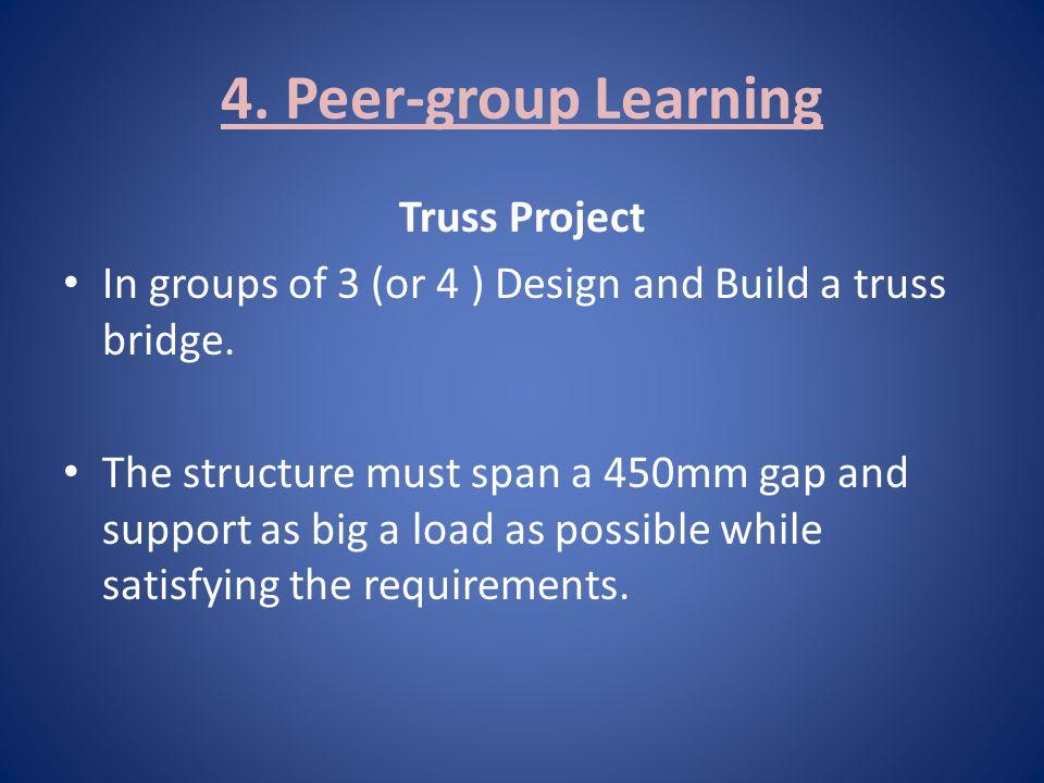 3. Peer Assessment