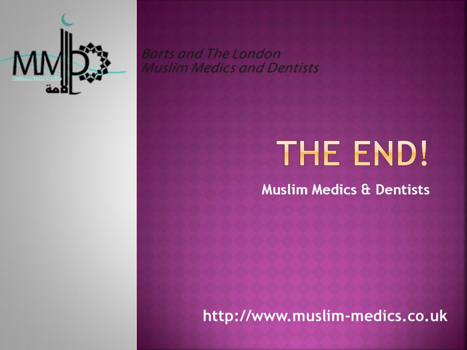 Muslim Medics & Dentists http://www.muslim-medics.co.uk