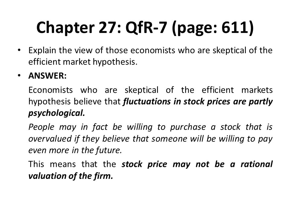 Chapter 27: P&A-11 (page: 612) Find some information on an index fund (such as the Vanguard Total Stock Market Index, ticker symbol VTSMX).