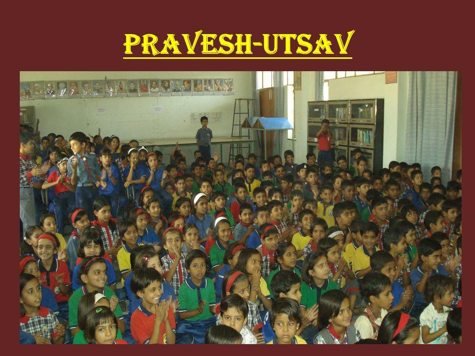 PRAVESH-UTSAV