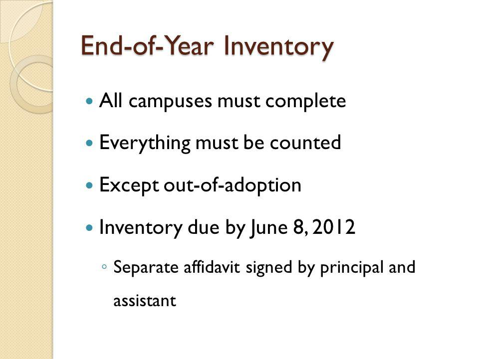 Summer Audits Beginning June 11th All campuses All Subjects Student Editions Teacher Editions only