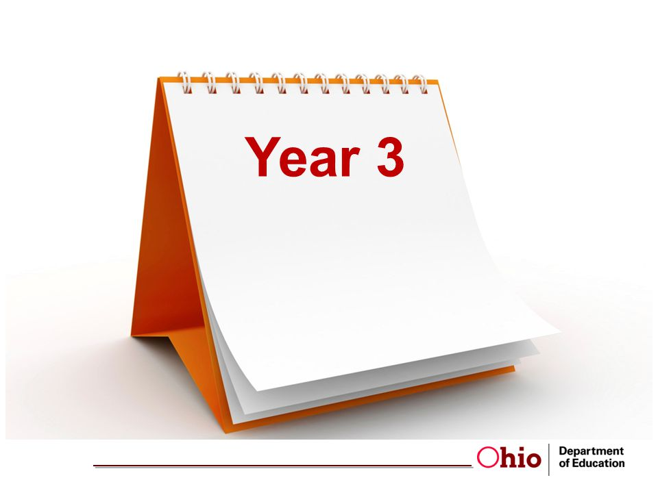 Year in the RE Program Prior Years of Teaching Experience Resident Educators in: Year 3 of RE program Year 2 of RE program AND whose districts/schools have requested credit for 1 year of prior teaching experience and have submitted their names to ODE per the defined process Year 2 of RE program AND whose districts/schools have requested credit for 2 years of prior teaching experience and have submitted their names to ODE per the defined process