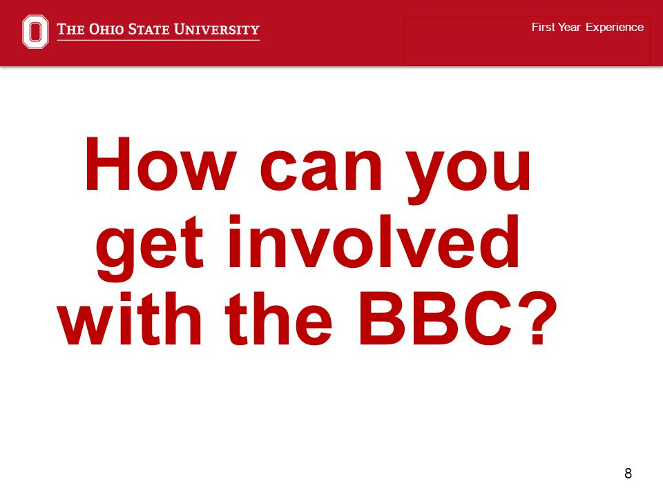 9 Faculty Involvement Faculty Lecture Series Book discussions Committees Selection Campus Events Use book in your classes First Year Experience