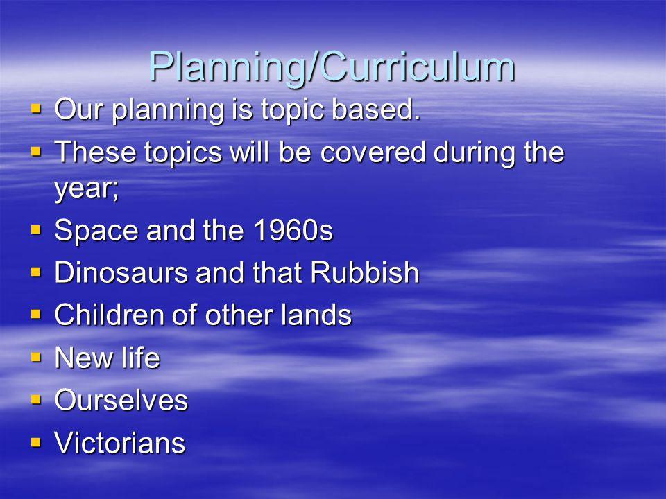 Planning/Curriculum Literacy- Children follow the Rigby Star reading scheme.
