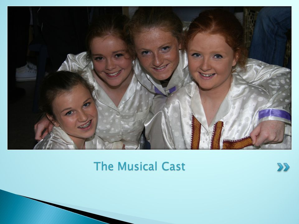 The Musical Cast