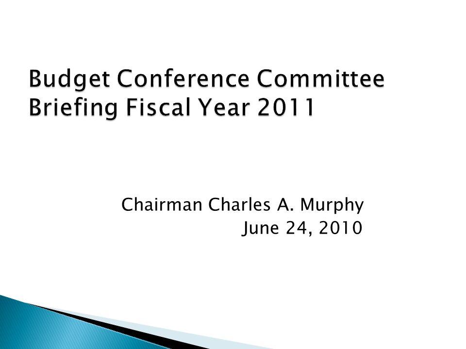 Chairman Charles A. Murphy June 24, 2010