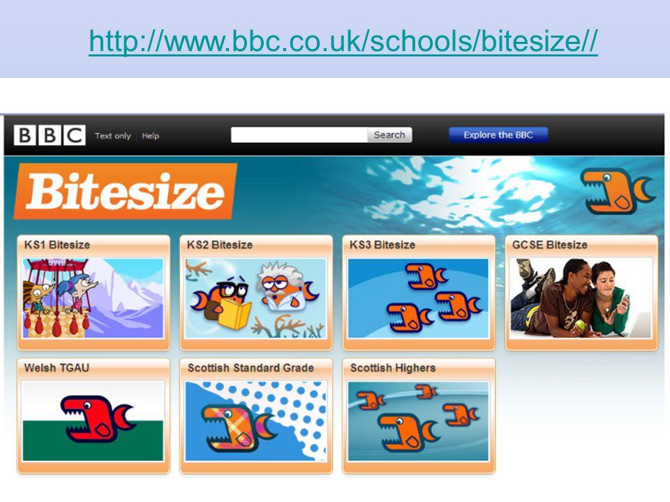 http://www.bbc.co.uk/schools/bitesize//