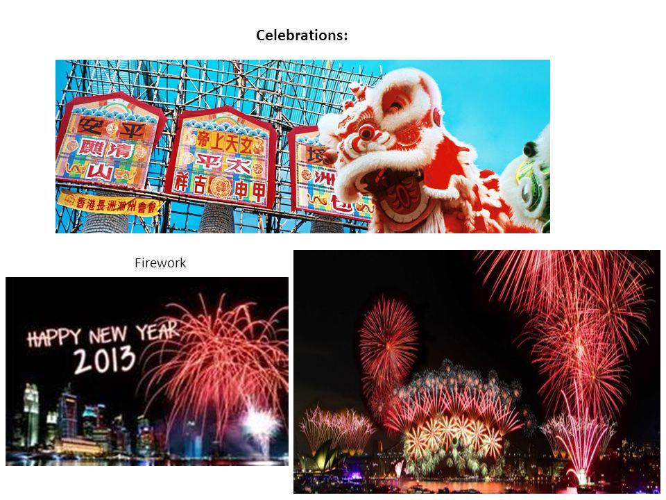 Firework Celebrations: