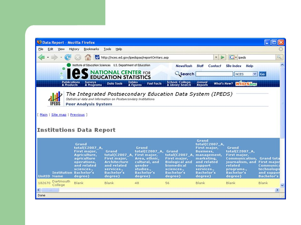 Reports & Stats You can download your results in comma delimited (.cvs) format.