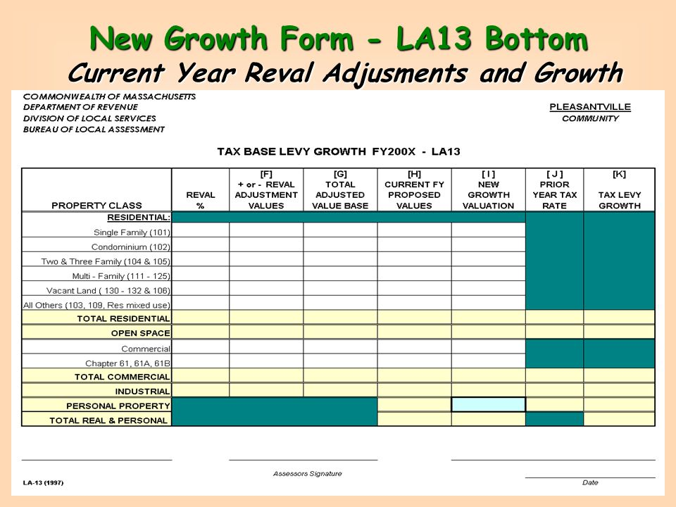 Column D Changes Needed with Aggregate Reporting By not accounting for Column D changes, Growth is lost or offset !