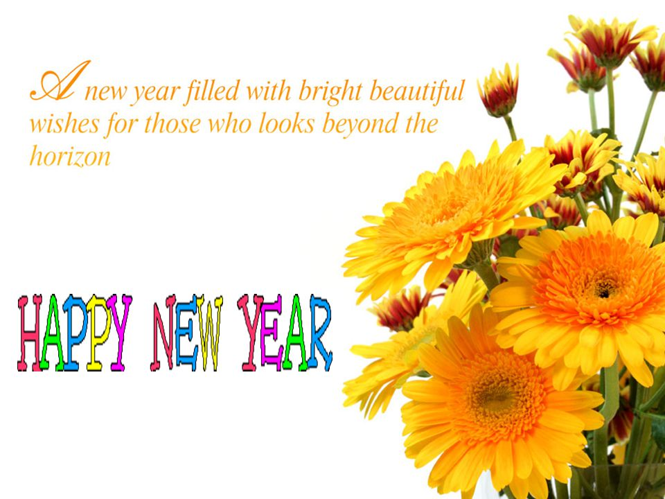 As the old year comes to meet the New Year, you my greetings of bliss and good health.