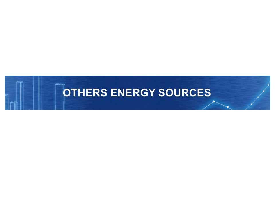 OTHERS ENERGY SOURCES