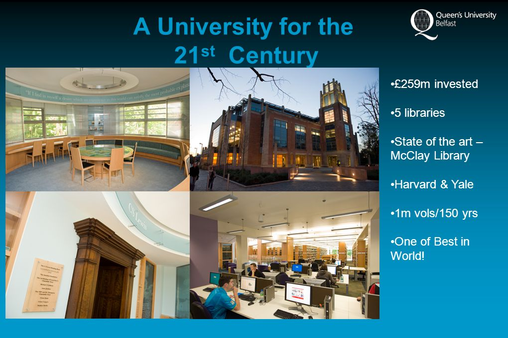 Computing Courses l Computer Science (MEng, BEng, BSc) l Computer Games Design & Development (MEng) l Computing & Information Technology (BSc) l Business Information Technology (BSc) Entry Requirements: l MEng – AAB, BSc – ABB-BBB, BEng – BBB Subject Requirements: l Computer Science – Maths, Physics, Chemistry, CS, ICT l Computer Games – Maths, Physics l Others – no subjects required Career Opportunities: l Lots of well paid jobs l Placement year l Broad range of jobs
