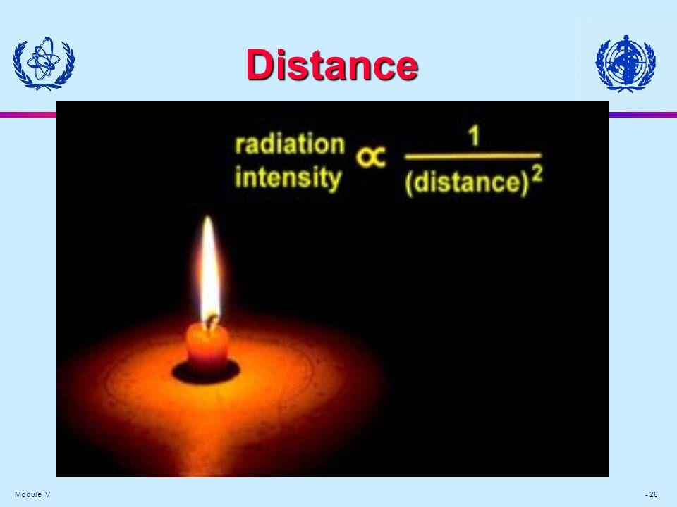 Module IV - 28 Distance