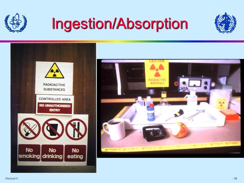 Module IV - 35 Ingestion/Absorption