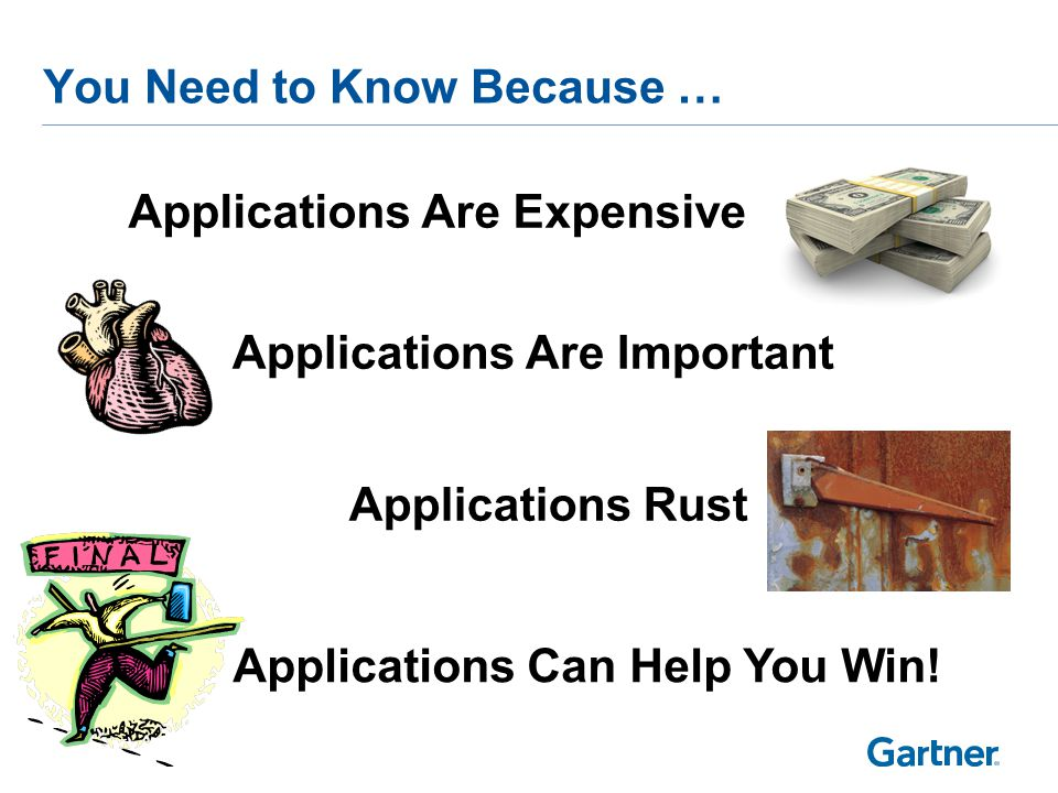 You Need to Know Because … Applications Are Important Applications Rust Applications Can Help You Win.